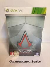 ASSASSIN'S CREED REVELATIONS COLLECTOR'S EDITION XBOX 360 NUOVO SIGILLATO ITA