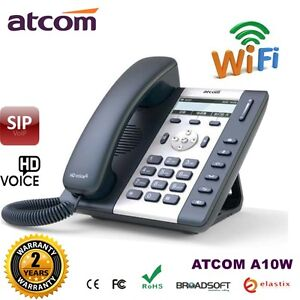 1 SIP WIFI Entry-level business wireless VoIP Phone HD voice office telephone
