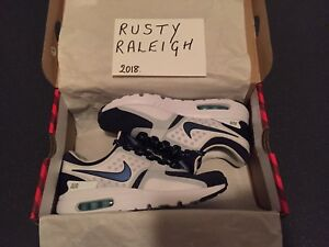 marino blanco 5 The Uk5 Nike Air One Stock Before medianoche Qs azul Max Nos Zero wzfIq0R