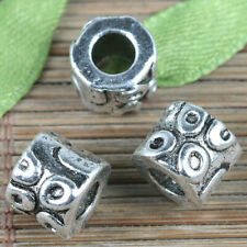 12pcs tibetan silver color panda Loose Beads fit bracelet EF0466