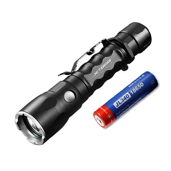 Jetbeam IM USB Rechargeable Flashlight XP-L HI -1100 Lumens w/3400mAh Battery