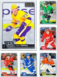 2016-17-OPC-Platinum-PICK-YOUR-CARD-From-The-Set-76-to-150