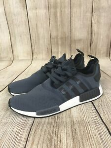 save off 40150 1decb Details about Adidas NMD R1 JD Sports BB1355 Grey / White Men's 13 Boost