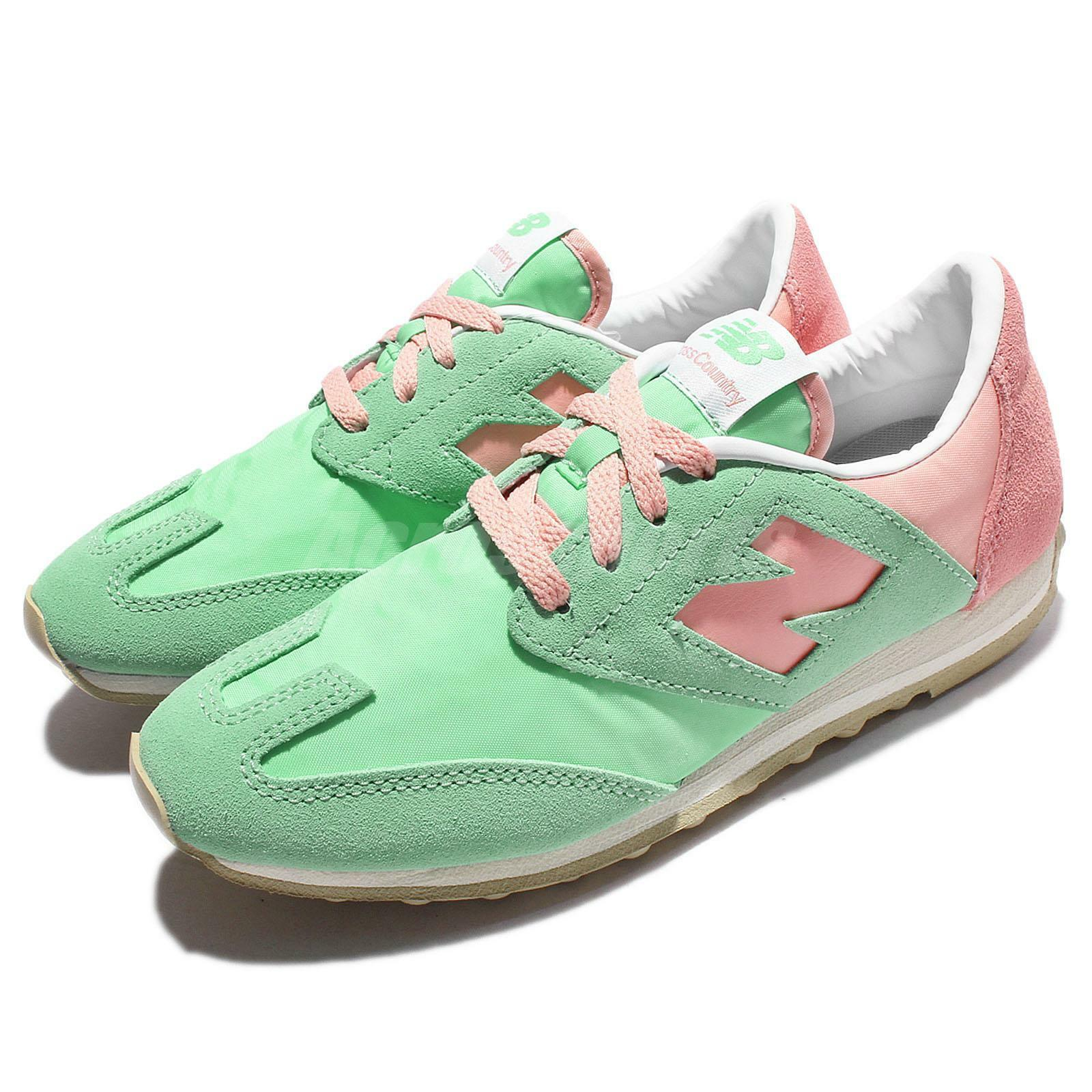 New Balance CCSS D Green Pink homme Femme Retro Vintage chaussures Sneakers CCSSD