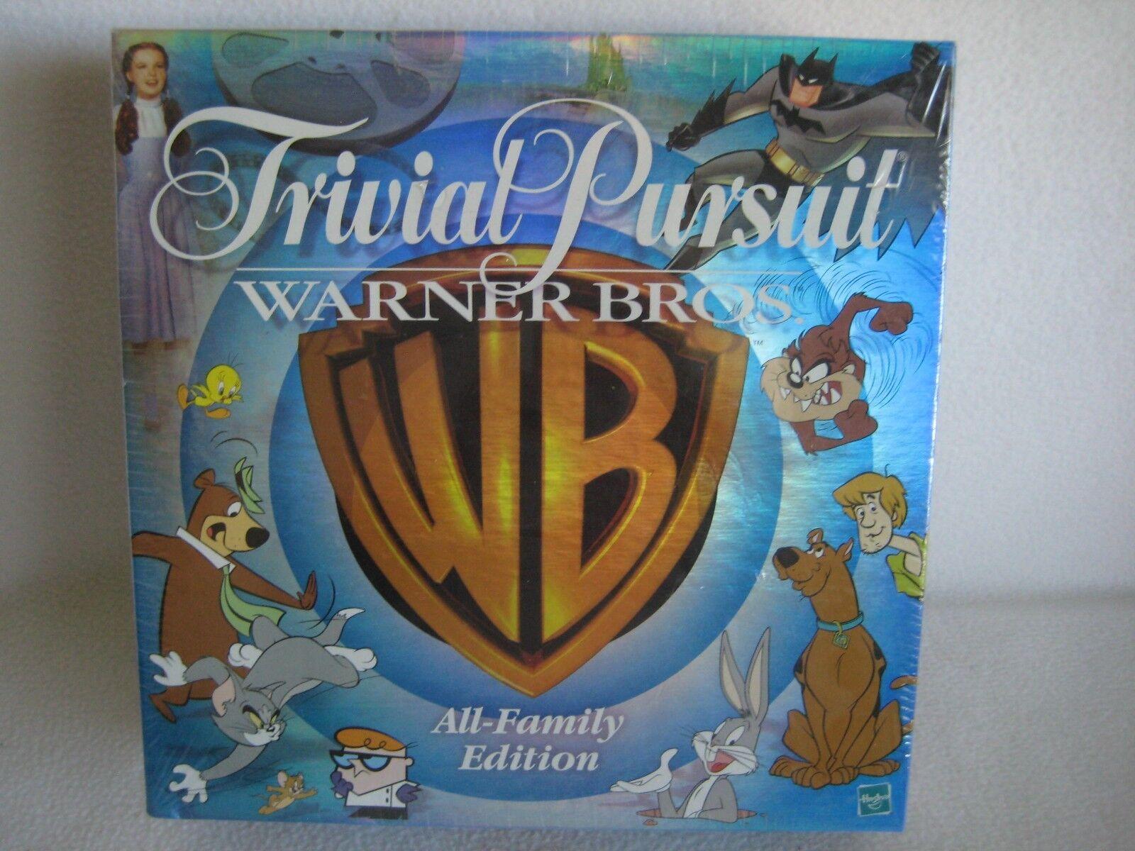 Mejor precio Trivial Pursuit Warner Bros Brojohers Edición Coleccionista Juego De Mesa Mesa Mesa Nuevo Sellado  Envio gratis en todas las ordenes