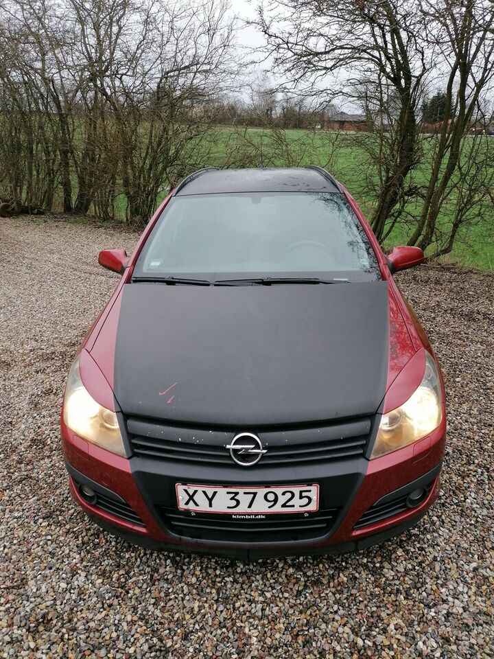 Opel Astra, 1,6 16V Limited Twinport, Benzin