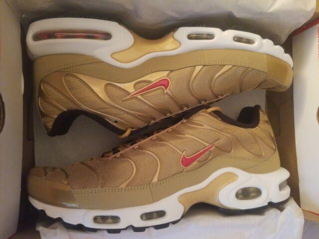 Nike Air Max Tn White Metallic Bronze   nike discount sale