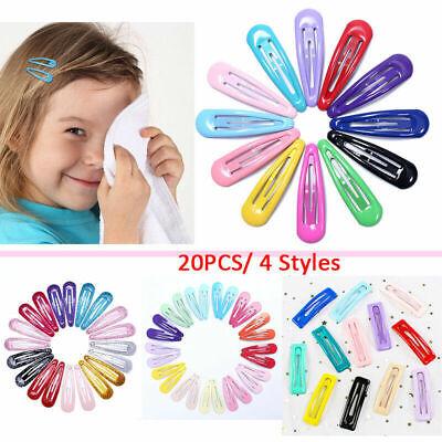 Wholesale 20pcs Mixed Cartoon Styles Baby Kids Girls HairPin Hair Clips.\