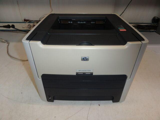 HP Laserjet 1320 Laser printer  *Refurbished*  Warranty & toner *COUNT 12,610