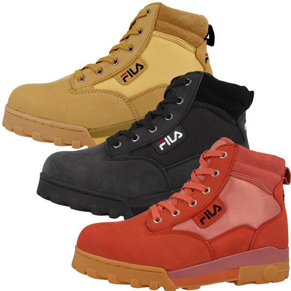 Fila Grunge Mid Damens Outdoor Schuhe Damen Damen Schuhe Stiefel Stiefel 4010281 Maverick Trail e5ed7e