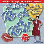I Love Rock N' Roll Volume 5 by Various Artists