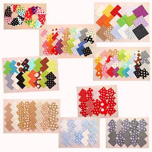 scraps patches 5x5 10x10 cm patchwork stoffe n hen basteln punkte dots sterne ebay. Black Bedroom Furniture Sets. Home Design Ideas