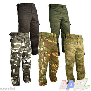 Image is loading Mens-Military-Army-Combat-Trousers-Tactical-Airsoft-Work- c0061bd4a5bc