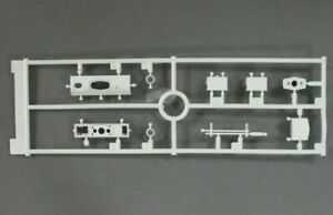 Dragon 1//35 Scale PzKpfw 6559 N Kursk Parts Tree H from Kit No III Ausf