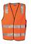 Jaune Hi Vis Haut Viz visibilité gilet gilet de sécurité EN ISO 20471 Supertouch