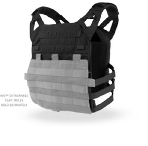Crye PRECISIÓN jpc 2.0 saltar Chaleco Portador de Placa-Negro-XL Extra Grande