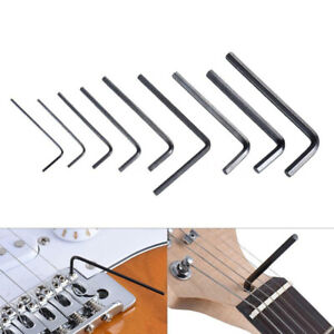 9Pcs-Guitar-bass-neck-bridge-screw-truss-rod-adjustment-wrench-set-Jf