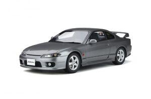 Nissan-Silvia-spec-R-AERO-S15-OTTOMOBILE-1-18-Resine-car-NEUF-NEW