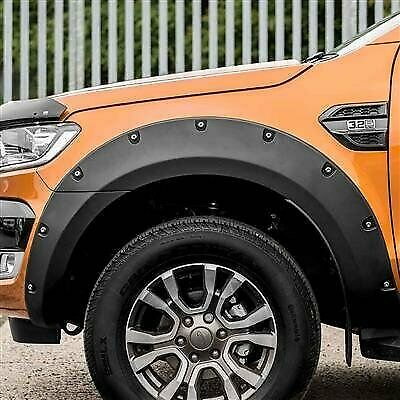 FORD RANGER FENDER FLARE WHEEL ARCHES    www.gtconcepts.co.za
