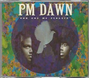 P-M-DAWN-YOU-GOT-ME-FLOATIN-039-NEW-MAXI-CD-NEU