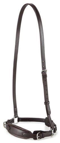 Caldene - Horse Noseband Drop Adjustable Cob Havana Cob Adjustable 2e5611