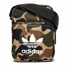 adidas ORIGINALS MEN S MINI FESTIVAL BAG MULTI CAMO TREFOIL HOLIDAYS KEYS  CASH fb497a85b1dc2