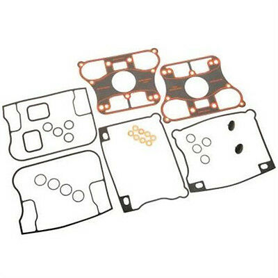 James Gaskets Rocker Box Cover Gasket Kit Set Harley Davidson