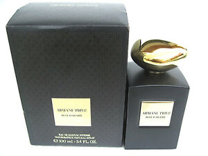 Armani Rose D'arabie Eau Parfum Ml Factory Box Details In Prive De About 100 W29YDHEI