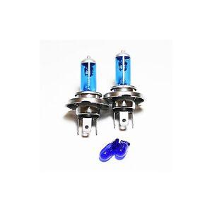 For Hyundai i20 H4 501 100w Super White Xenon HID High//Low//LED Side Light Bulbs
