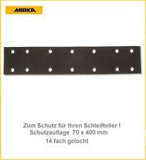 Mirka Schutzauflage 81x133 mm zum Schutz für Ihren Schleifteller Klett 5VE