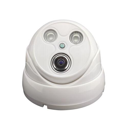 HJT 720P IP Camera Wide Angle CCTV Indoor Security P2P 2 IR Night Vision 1.8mm