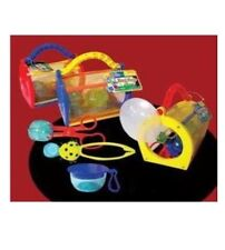 Kids Bug Kit Cage Magnifier Insect Grabber and More NEW