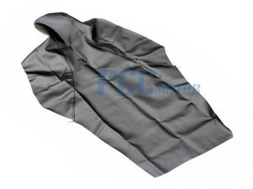 BLACK SEAT COVER FOR YAMAHA TTR125 TTR125L 2000-2007 M SC14