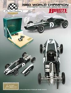 COOPER-T53-SIR-JACK-BRABHAM-1960-GP-WINNER-1-43-DIECAST-MODEL-CAR-BIANTE-430702E