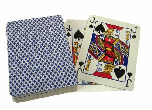 BCG Spielkarten Club Cpezial Blaue Deck Poker karten No 92