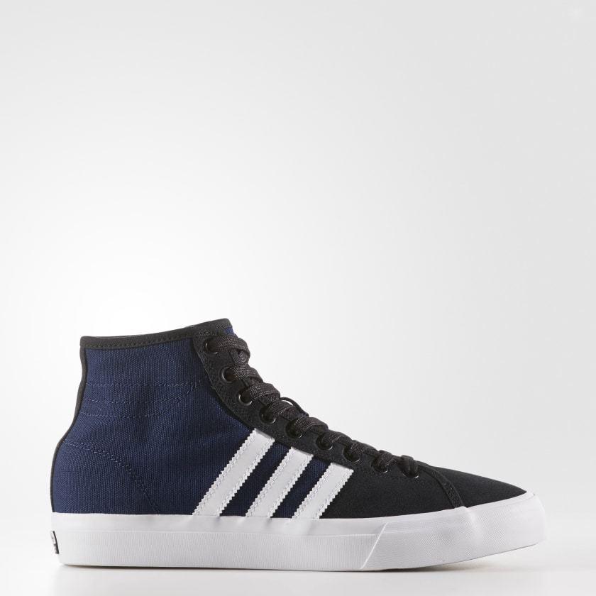 Adidas pattinare matchcourt alto rx rx rx (marina   bianco   nero collegiale) (by3993) | elegante  f012bb