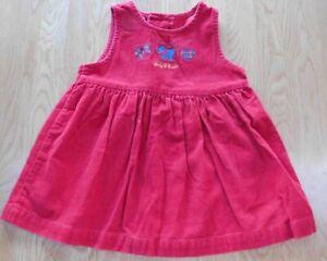 Vintage Oshkosh Girls Dress Baby B/'Gosh Dress Vintage Girls Oshkosh 18 months