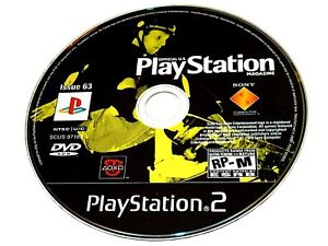 Official PlayStation Magazine Issue 63 Demo Disc - PlayStation 2