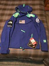 Supreme SS/17 Supreme x The North Face Gore-Tex Jacket Royal Blue Size Medium