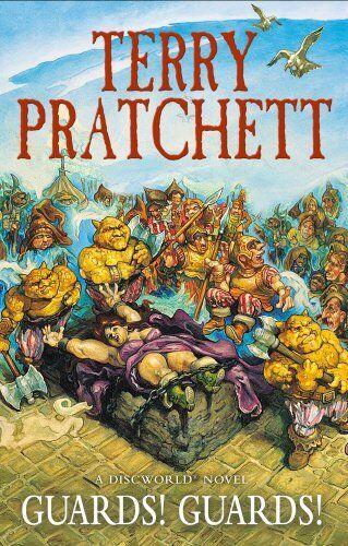 1 of 1 - Guards! Guards!: (Discworld Novel 8): A Discworl..., Pratchett, Terry 0552134627