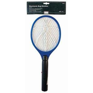 Electronic Bug Wasp Swatter Zapper Insect Fly Mosquito Killer Bat