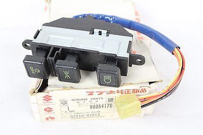 NEW OEM NIB Headlight Switch Assembly GM Suzuki 1985 1986 ...