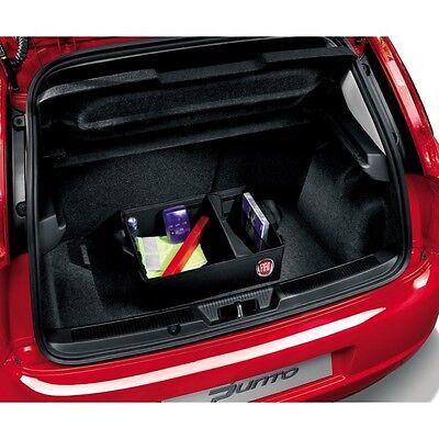 Foldable 71804387 Genuine Fiat Boot Organiser Soft Box