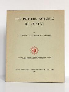 Les-Potiers-actuels-de-Fustat-GOLVIN-THIRIOT-ZAKARIYA-Le-Caire-1982-PHOTOS