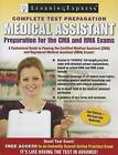Medical Assistant Exam: Preparation for the Cma and RMA Exams by LearningExpress LLC (Paperback, 2013)