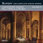The Complete Organ Works Vol.3 von Christopher Herrick (2011)