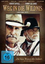 Weg in die Wildnis (Lonesome Dove, Robert Duvall, Tommy Lee Jones) 2 DVD NEU+OVP
