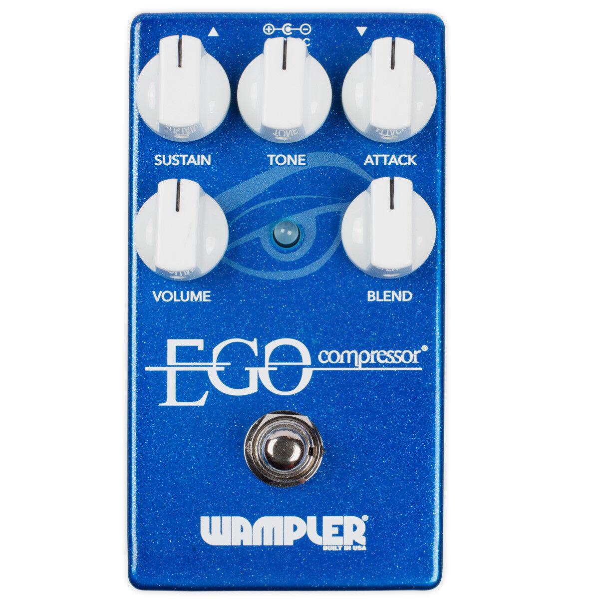 New Wampler Ego Compressor Guitar Effects Pedal