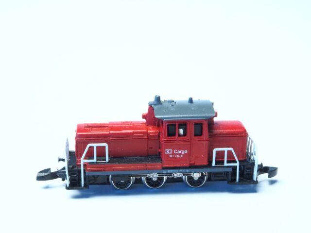 88641 Marklin Z 5 POLE Diesel Hydraulic Switch Engine DB class 361 German CARGO