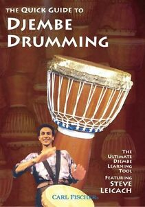 Steve-Leicach-Quick-Guide-to-Djembe-Drumming-2008-REGION-0-DVD-New